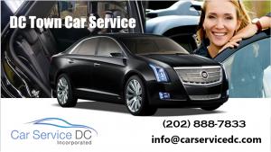 DC Corporate Town Car