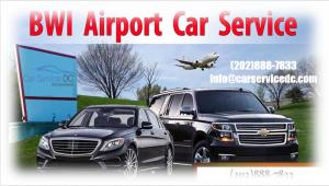 Corporate Car Service Baltimore