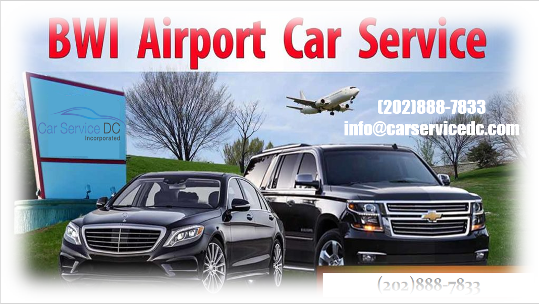 Corporate Car Service Baltimore