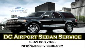 Sedan Service Washington DC
