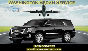 DC Airport Sedan Service