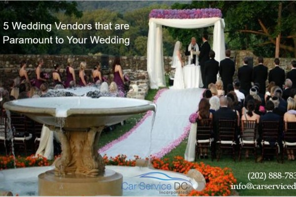 DC Sedan Service for Wedding