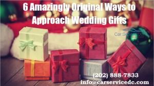 6 Wonderful Offbeat Ideas For Wedding Gifts