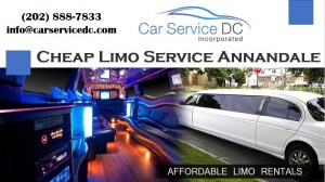 Limo Service Annandale