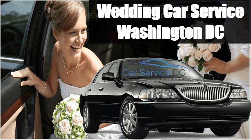 Wedding Car Service Washington