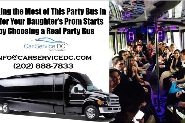 Party Bus in DC
