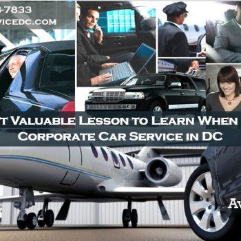 DC Corporate Car Service