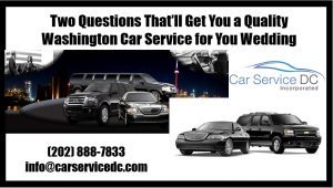 Washington Car Service