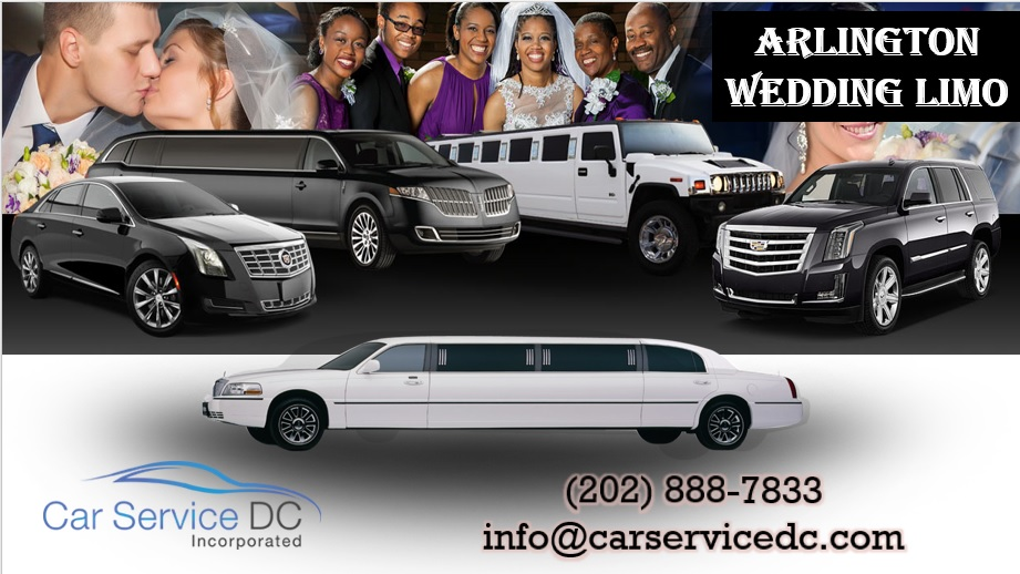 Arlington Wedding Limo Service