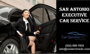 Executive Car Service San Antonio