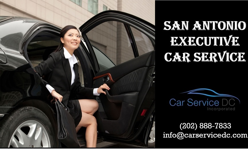 Executive Car Service San Antonio