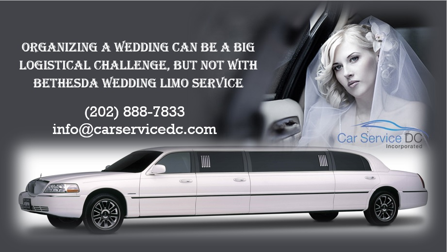 Bethesda Wedding Limo Service