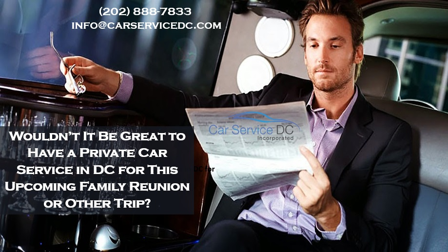 Private Car Service in DC