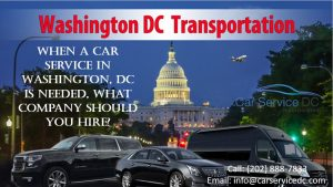 Car Service in Washington DC