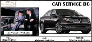 Washington DC Corporate Car Service