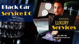 Black Car Services DC