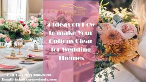 Getting the Most Out of Your Wedding Theme With Budget and Planning