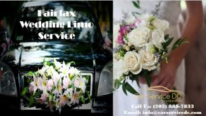 Fairfax Wedding Limos