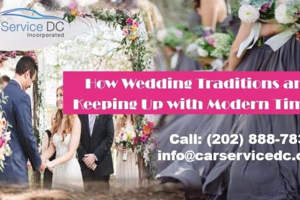 Car Service DC for Wedding