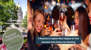Why so many Bachelor parties are Heading to West Virginia for Fun and Adventure
