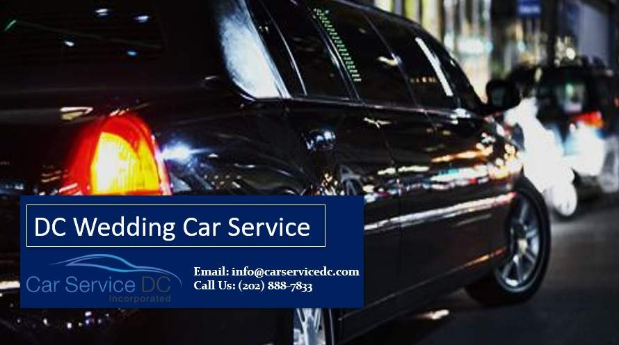 DC Wedding Car Services