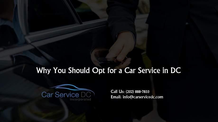 Car Service in DC