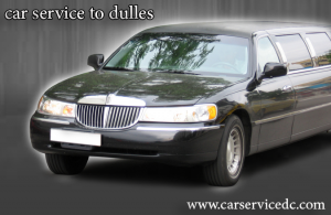 Car Service to Dulles