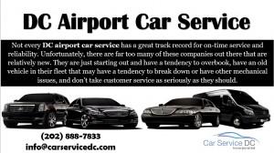 Airport Car Service DC