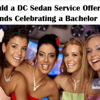 DC Sedan Services