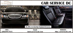 Corporate car service DC