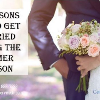Disadvantages of Tying the Knot During the Summer