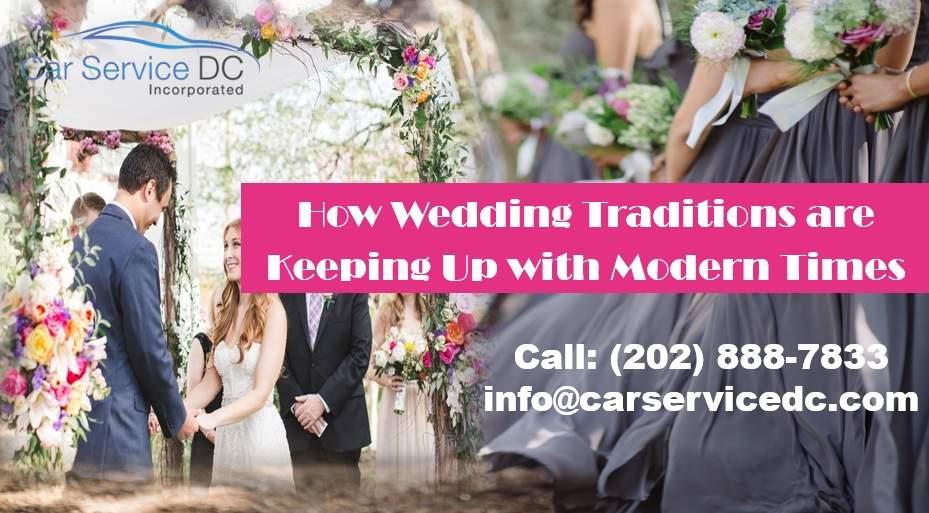 Car Service DC for Wedding