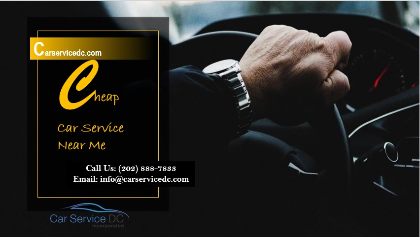 Take Advantage of the Best DC Corporate Car Services Near ...